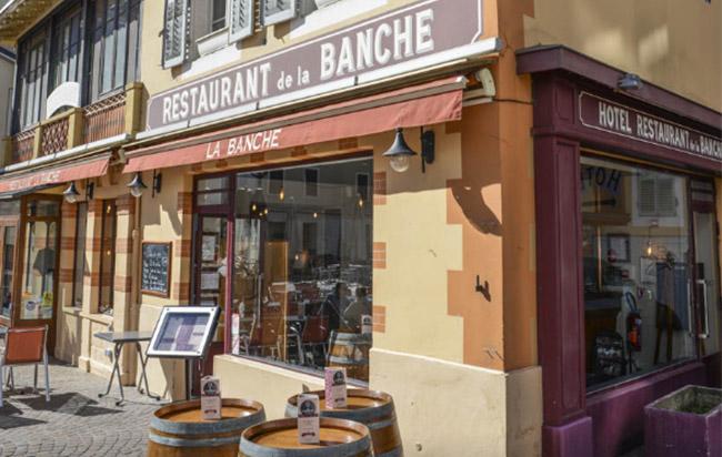 restaurant Chambéry