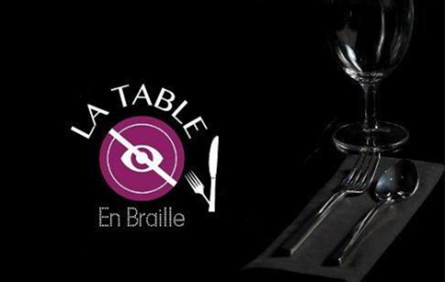 table braillée