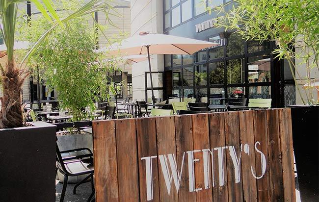twenty's terrasse