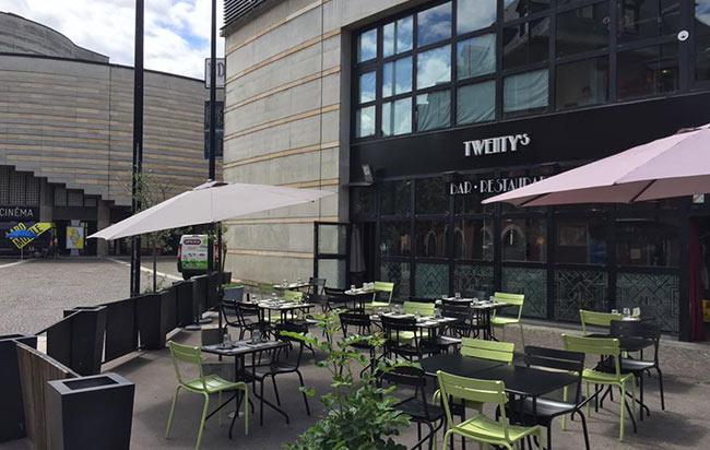 twenty's restaurant