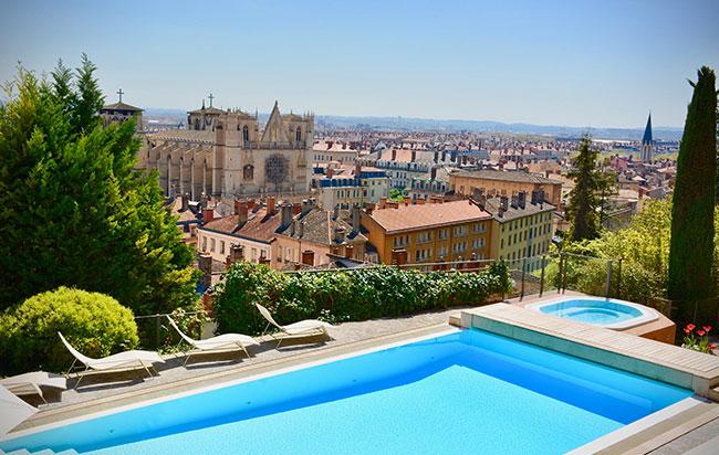 week-end piscine à Lyon
