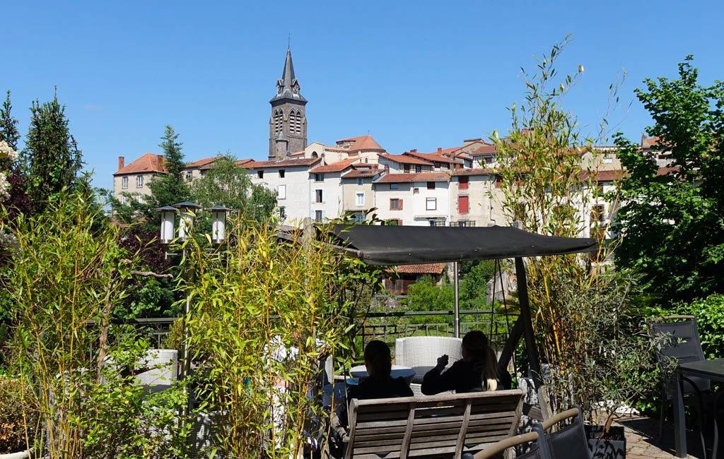 olivier said, restaurant le Carrousel à Maringues