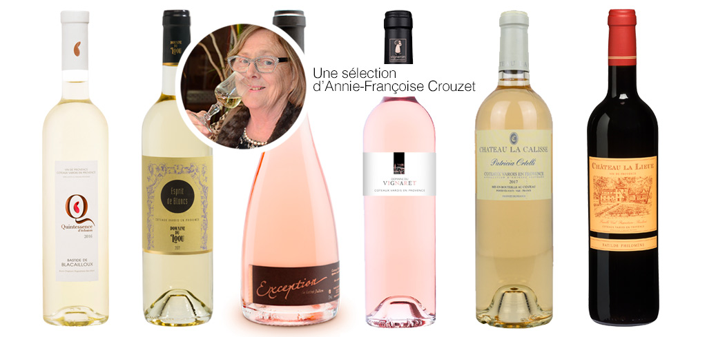 vins coteaux varois