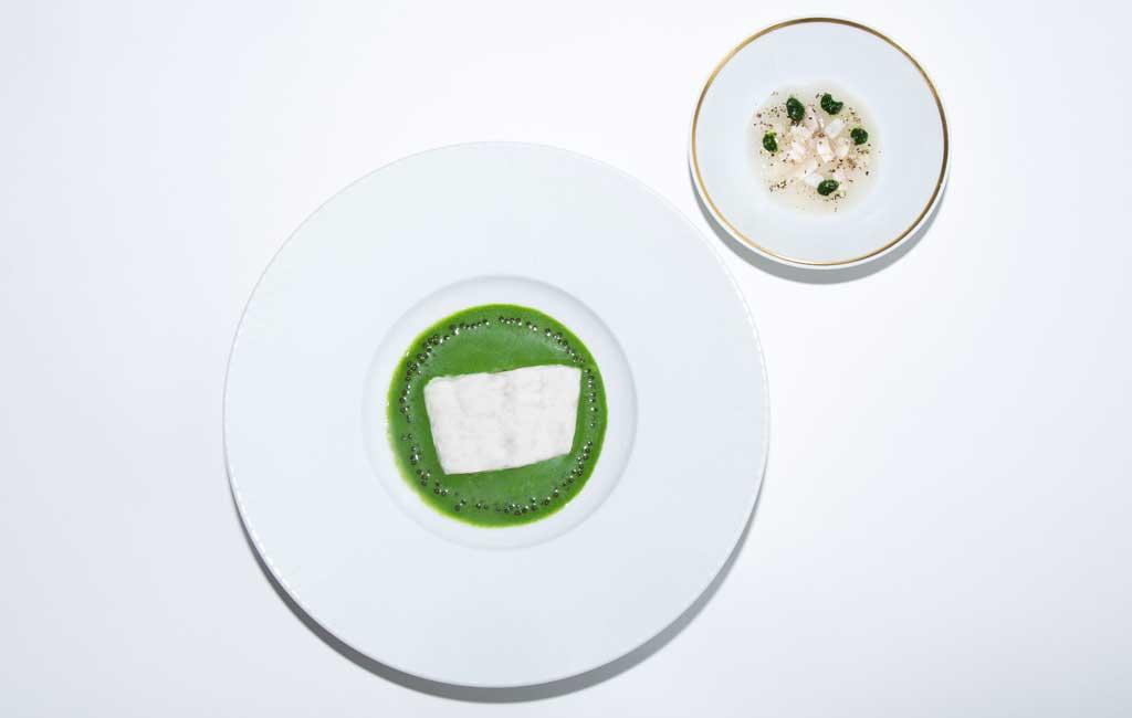 restaurant Lasserre Paris