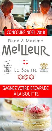 concours La Bouitte / magazine Exquis