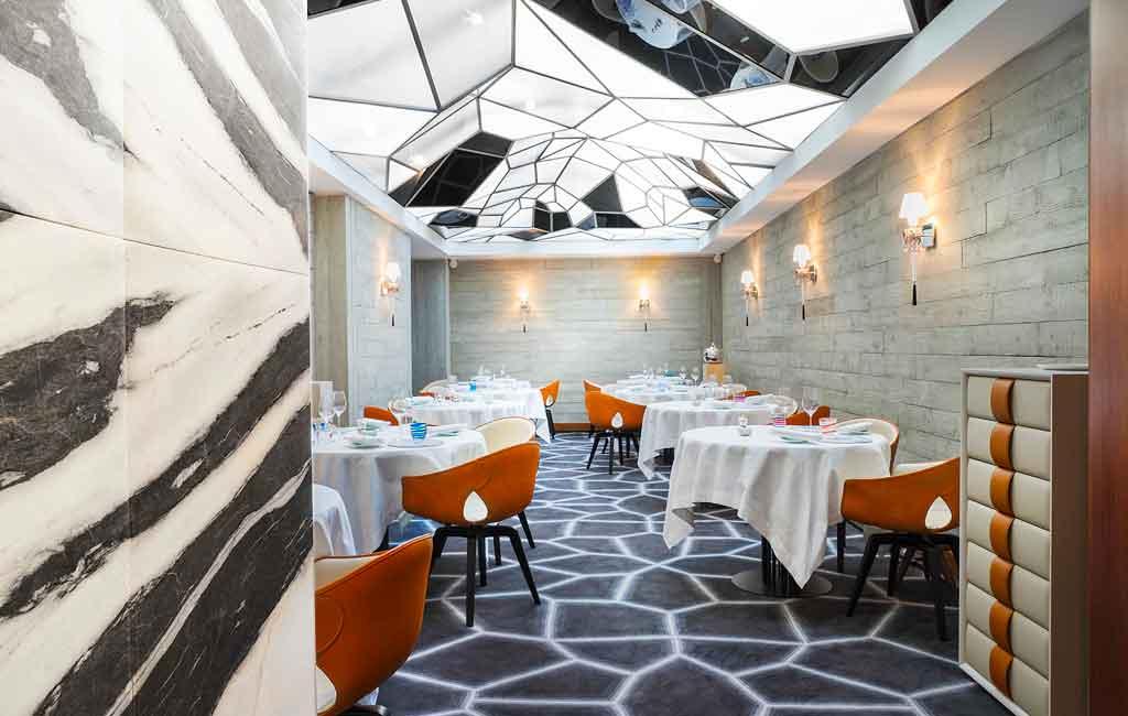 Jean-François Piège Le Grand Restaurant Paris