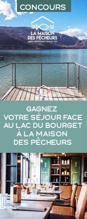 Concours magazine exquis la maison des pêcheurs