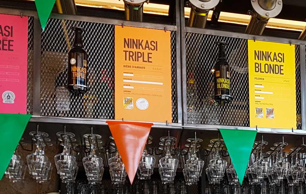 Ninkasi, 24 heures exquis(es) à Lyon