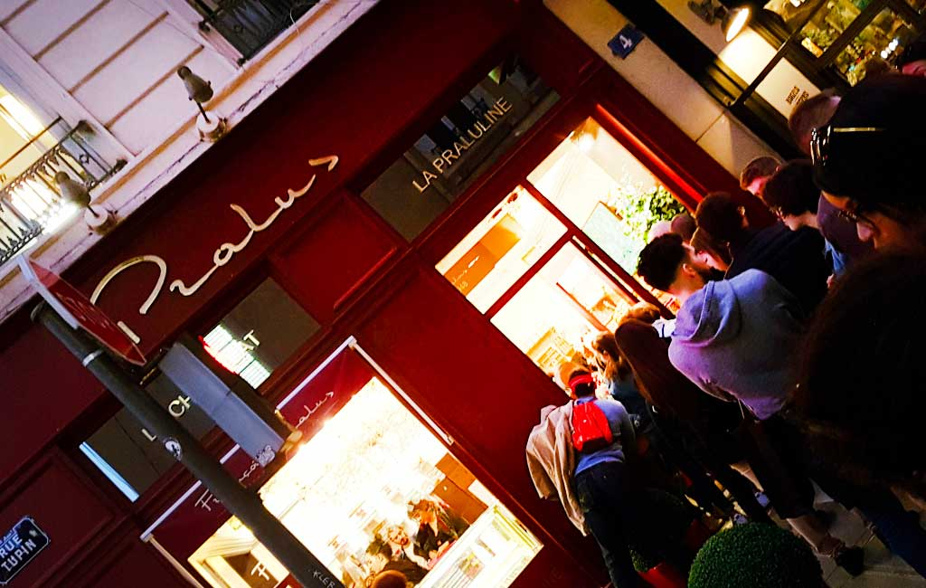 pralus 24 heures exquis(es) à Lyon