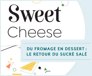 Le fromage, nouveau dessert