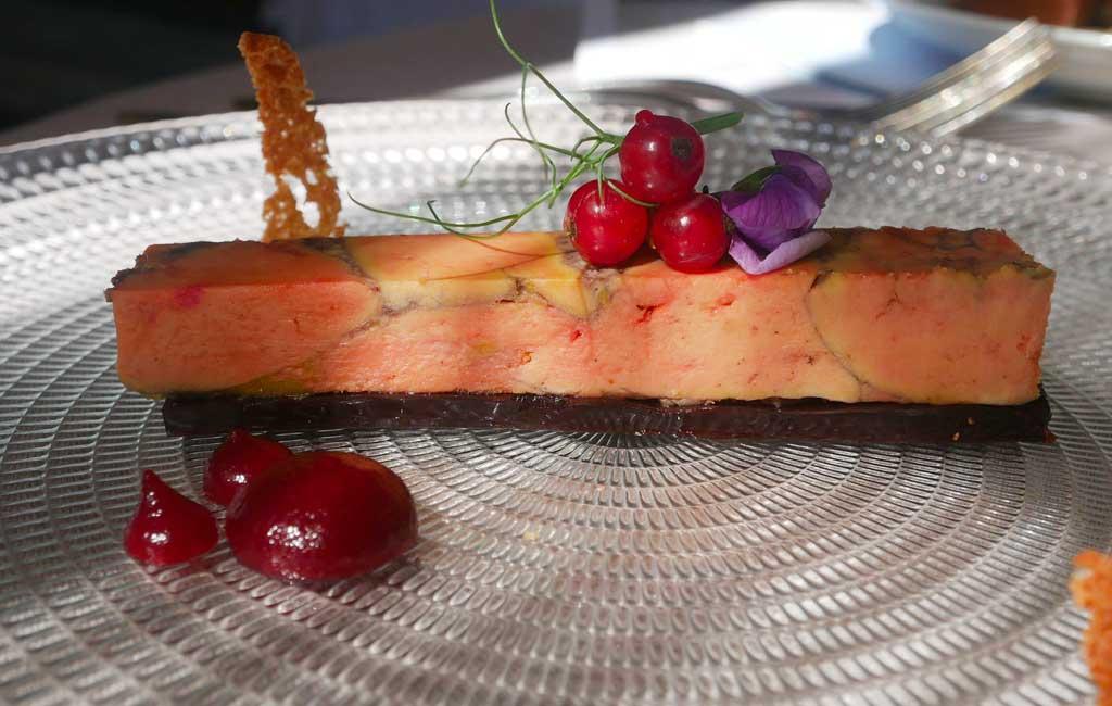 restaurant la belle meunière à Royat