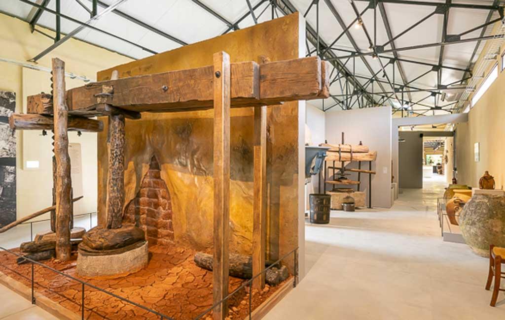 musée de l'huile d'olive - la royère