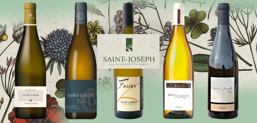 5 Saint-Joseph pur plaisir