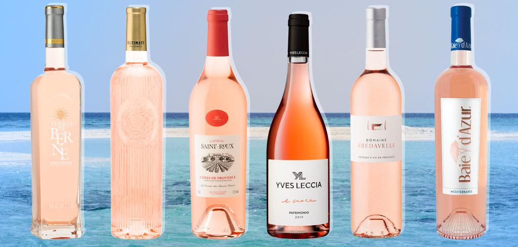 6 vins rosés été 2020