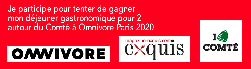 concours magazine exquis omnivore 2020