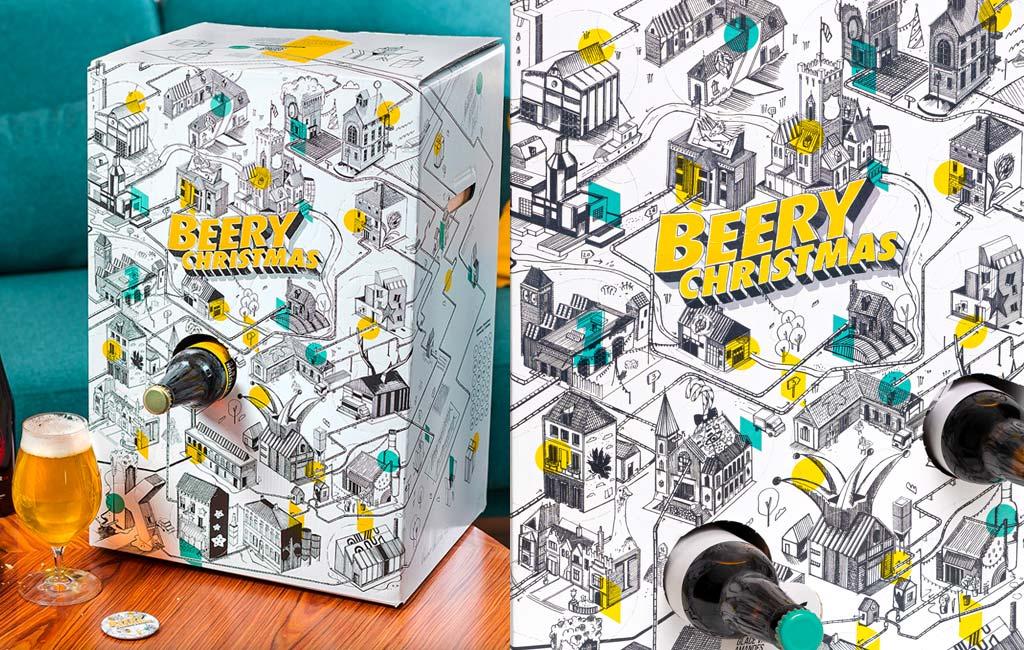 calendrier de l'avent Beery Christmas 2020