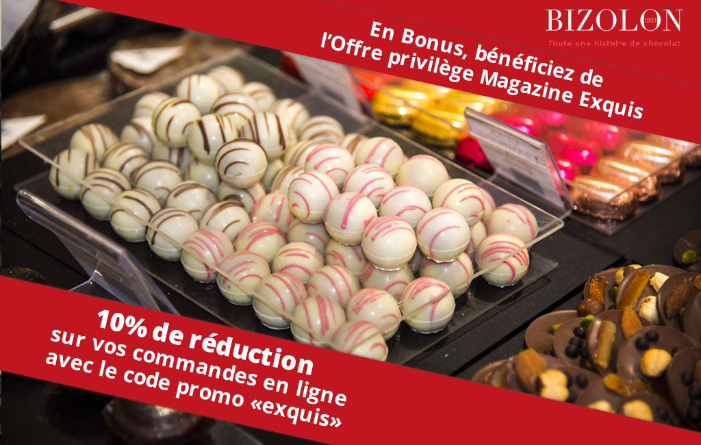 Thomas Bizolon Offre Magazine Exquis Noël 2020