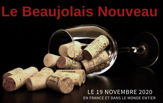 La tradition du Beaujolais Nouveau