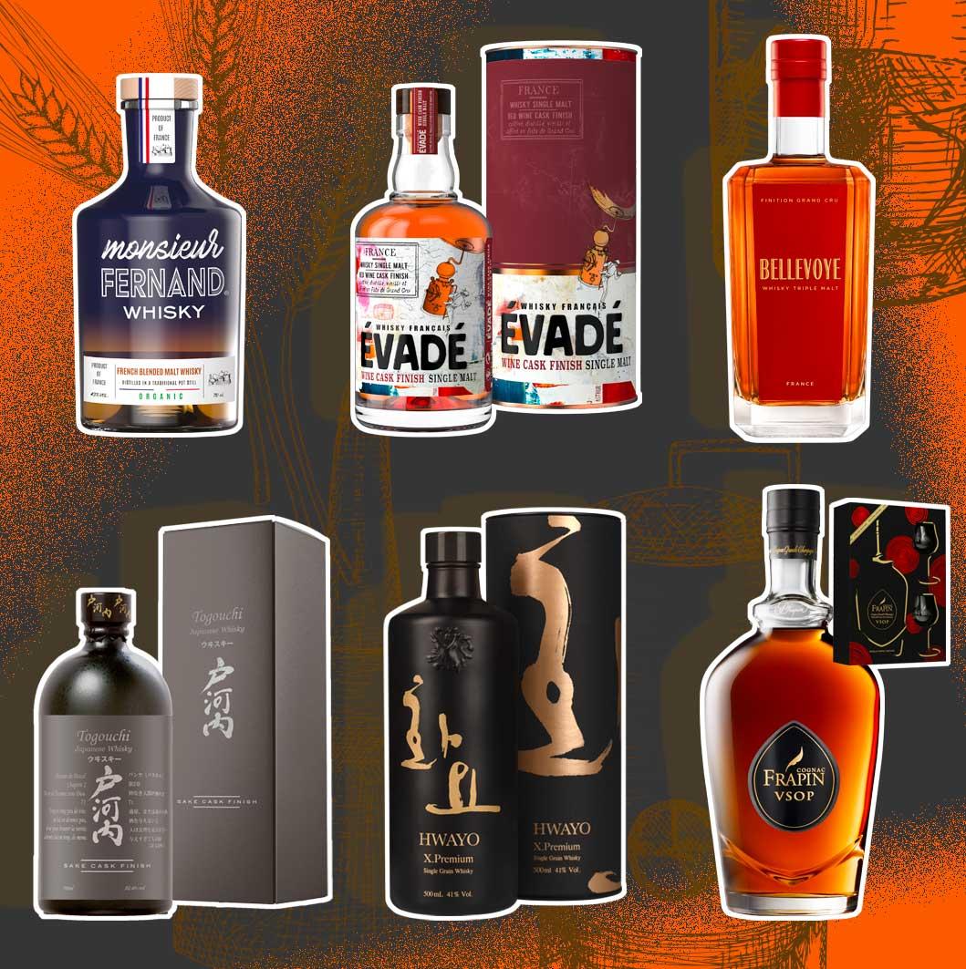 whisky et cognac noël 2020