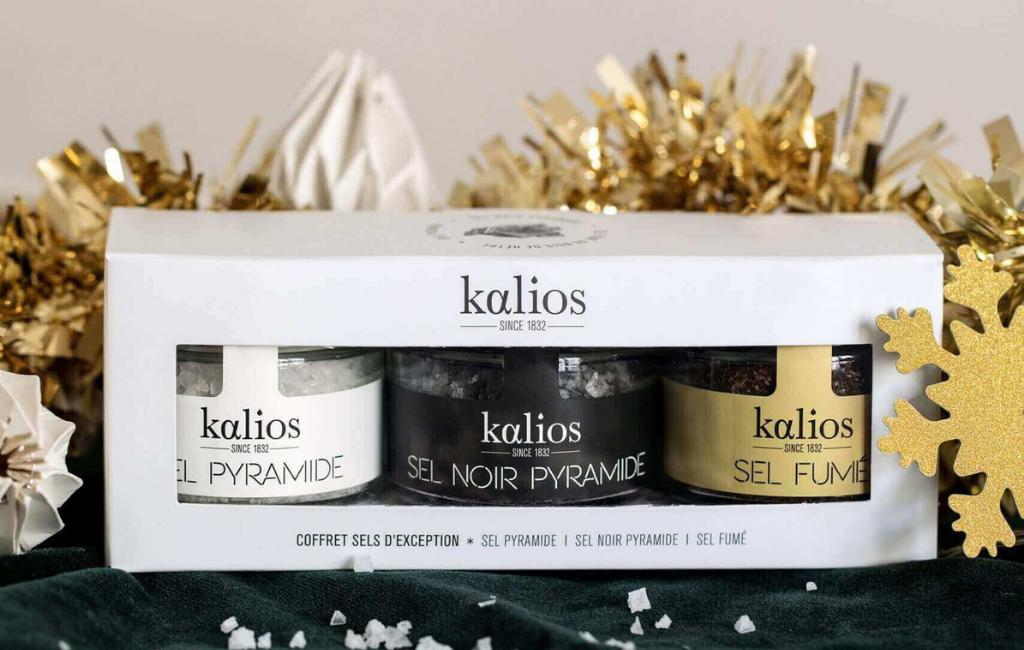 Coffret de sels Kalios