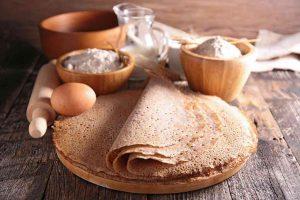 Recette de crêpes au sarrasin (galettes de blé noir)