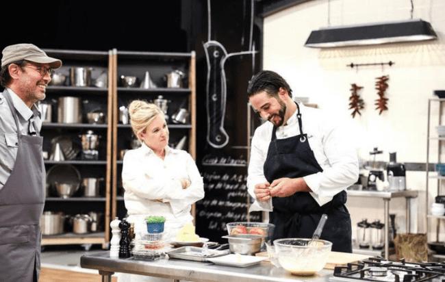Episode 3 de la saison 12 de Top Chef