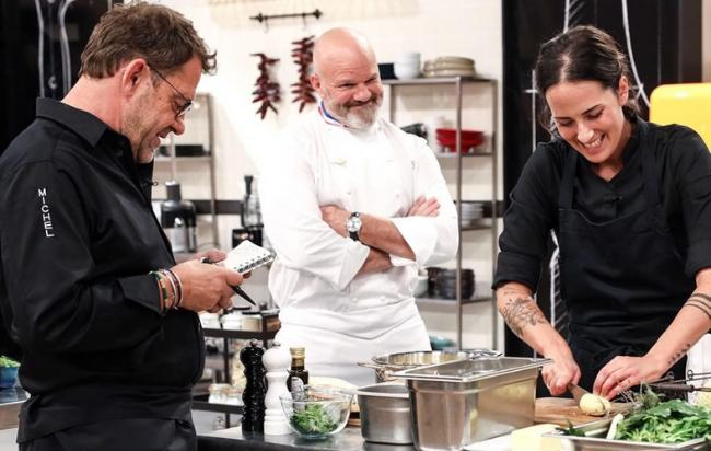 Top Chef - épisode 1