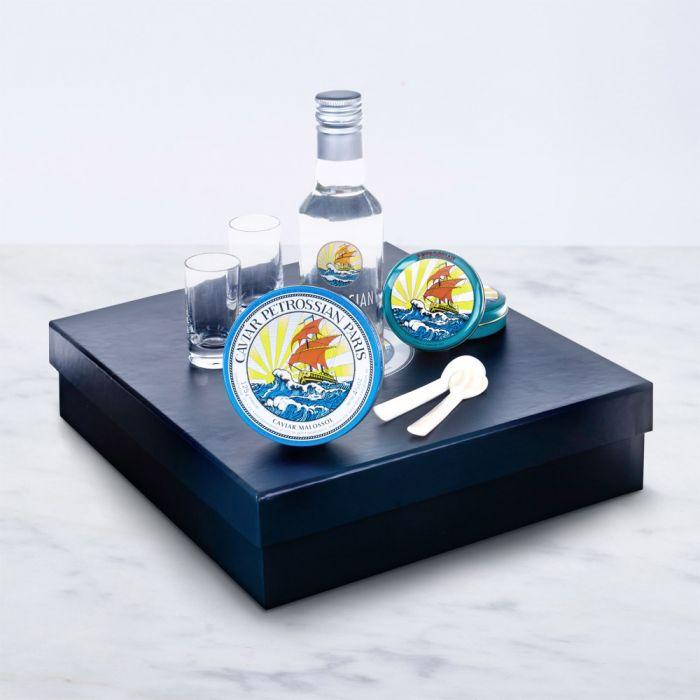 coffret caviar