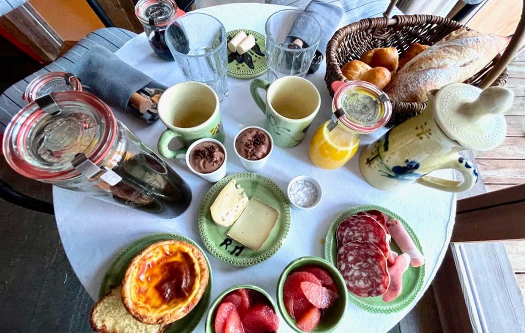 petit déjeuner du berger La Bouitte 2021