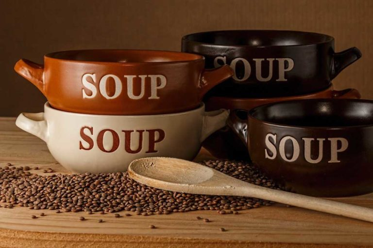 Recette de soupe aux lentilles