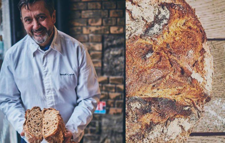 Le pain d'hier et de demain de Benoît Castel