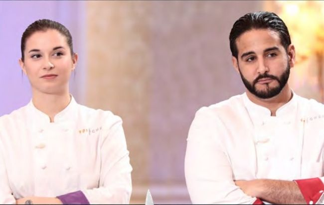 Épisode 17 Top Chef 2021