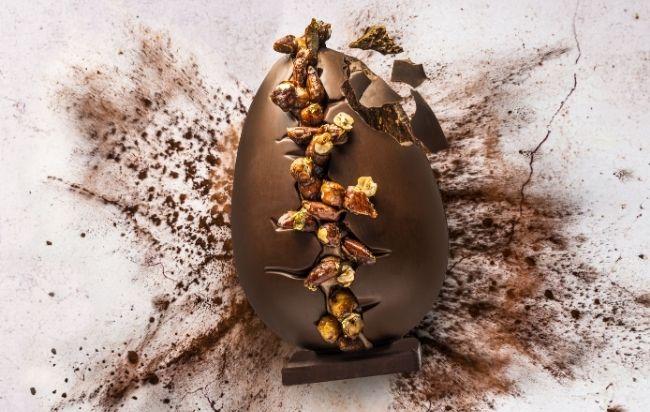 L'oeuf de Pâques «Explosion Gourmandise» - Philippe Conticini