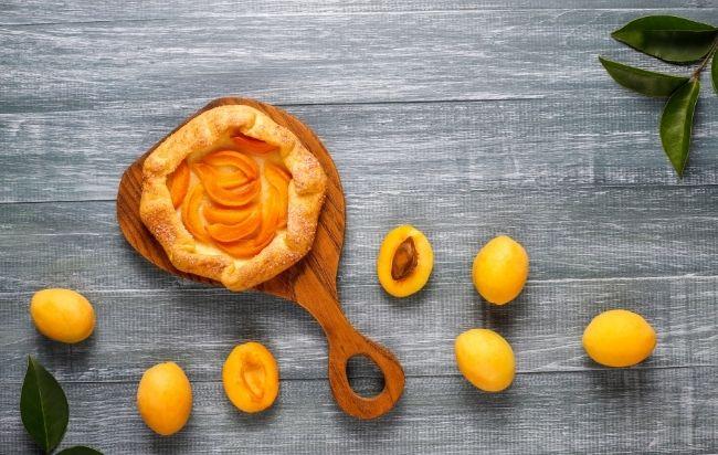 La tarte aux abricots facile
