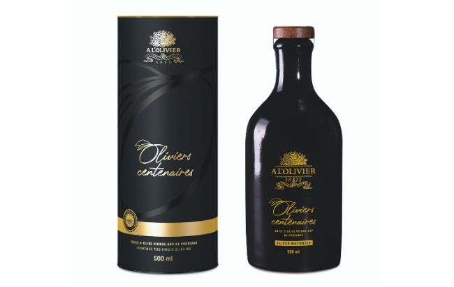 Huile d'olive AOC PROVENCE - A l'olivier