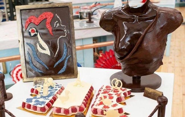Le meilleur pâtissier, les professionnels saison 4 épisode 1
