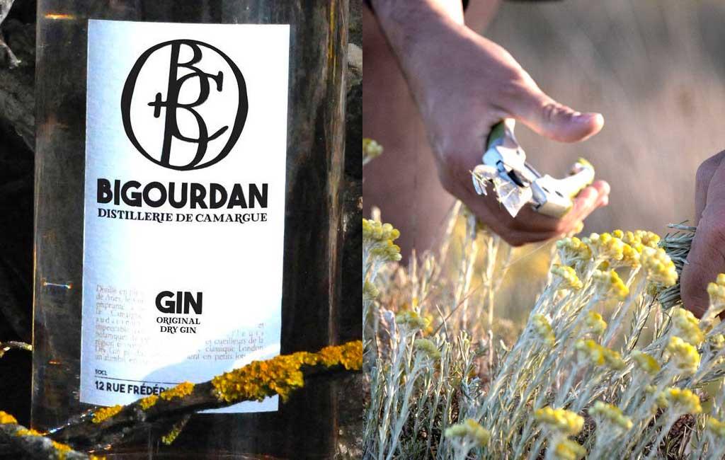 Bigourdan Gin Distillerie de Camargue