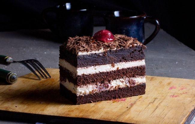 Recette de la forêt noire le meilleur pâtissier : les professionnels