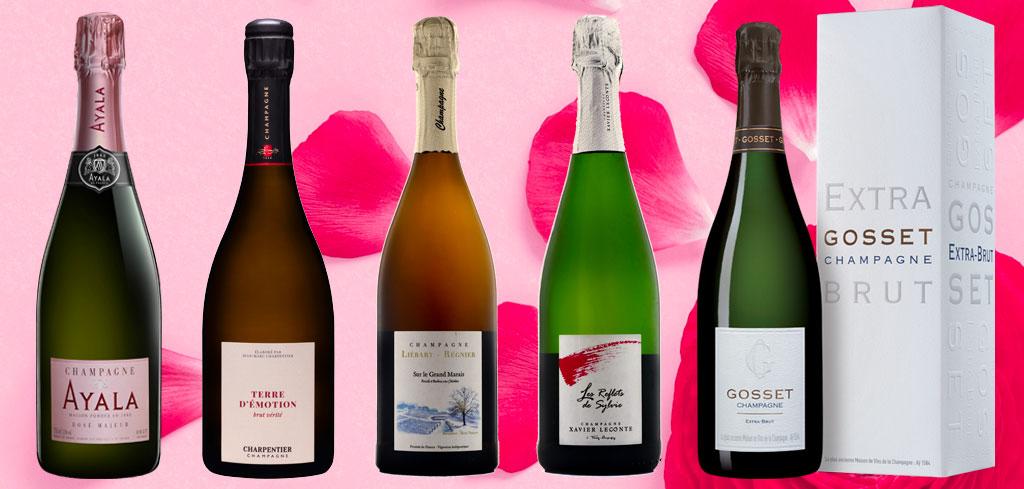 champagne fête des mères 2021