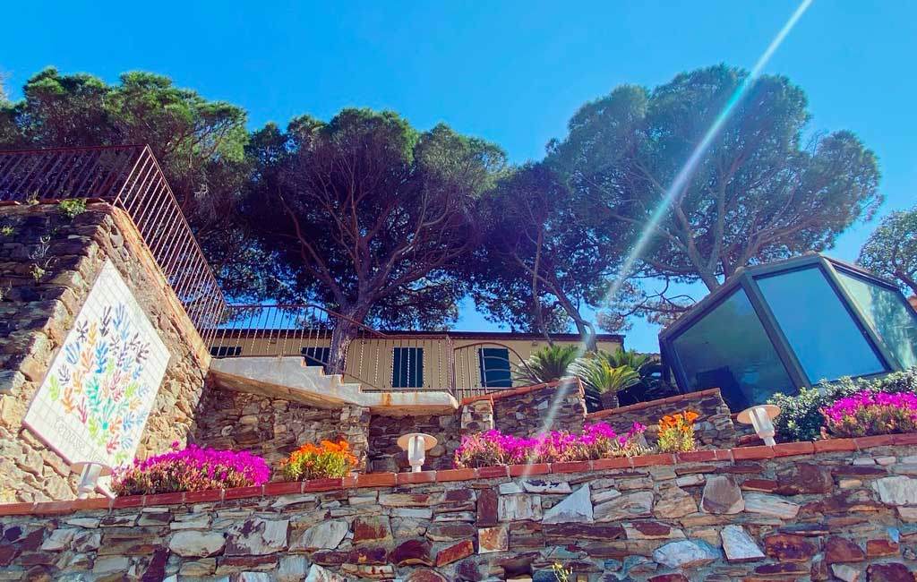 le relais des trois mas à Collioure