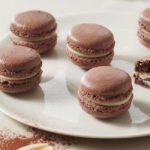 Les macarons Yuzu de l'école gourmet Valrhona