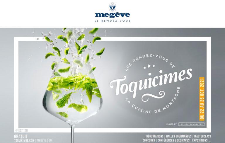 Toquicimes remet le couvert en octobre à Megève