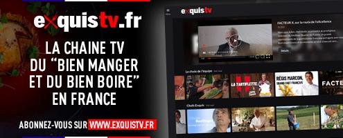 Abonnez-vous à ExquisTV.fr