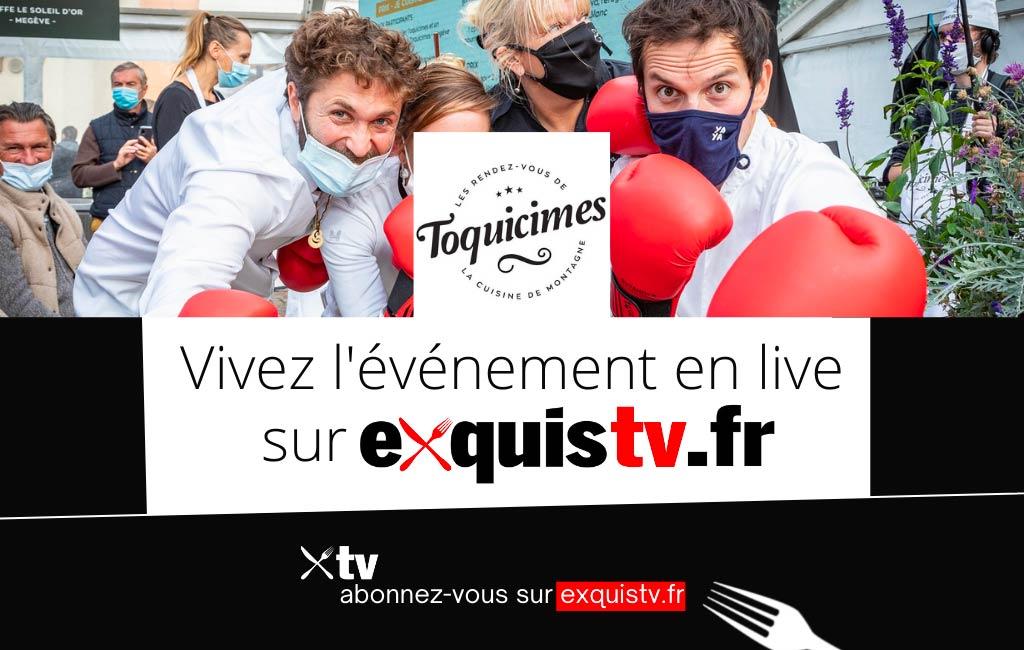 Toquicimes sur ExquisTV.fr