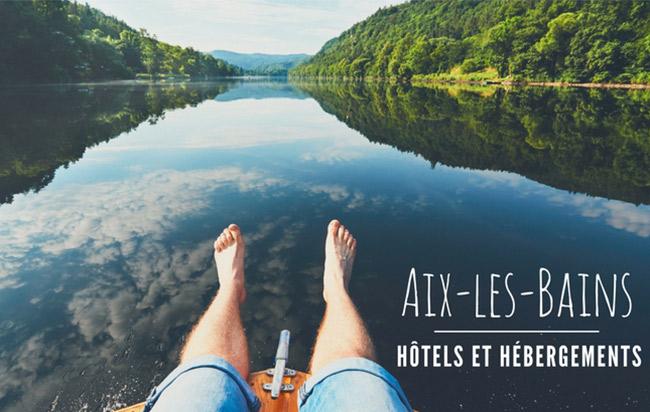 Hôtel à Aix-les-Bains... Notre exquise sélection