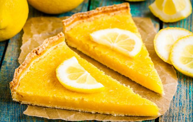 Tarte au citron, la recette 100% acidulée pour 6 personnes