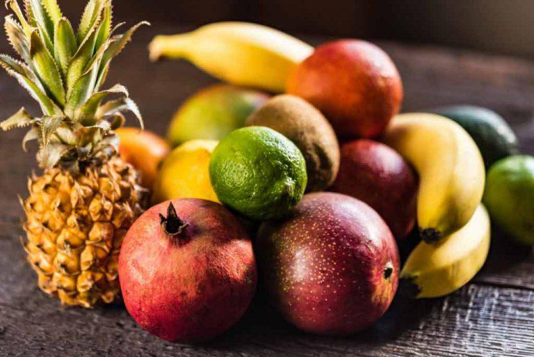 Les fruits exotiques : saisons, choix et conservation