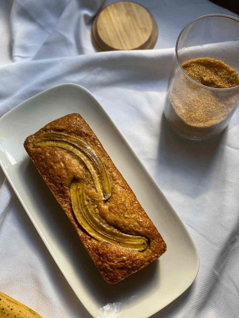 Recette du banana cake de Nicolas Paciello