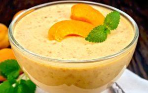 Recette de la mousse abricot