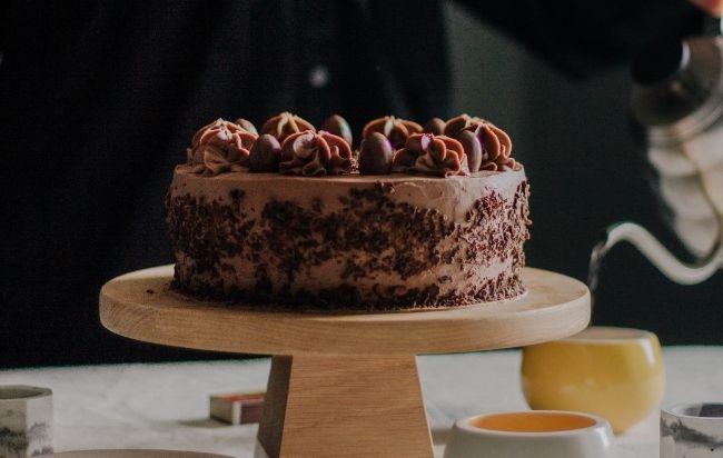 Recette du gâteau mousse au chocolat